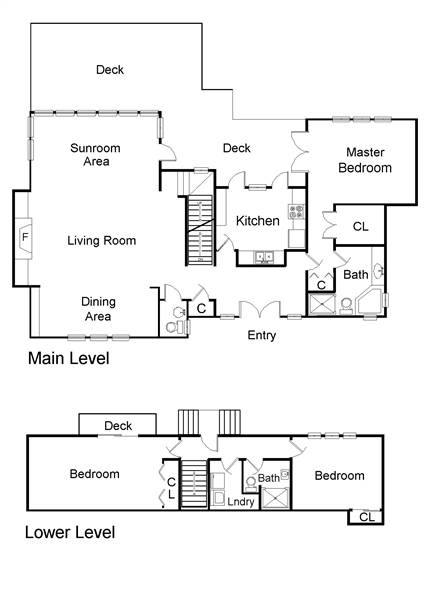Sequoia appraisal bay area real estate appraisal for Fha house plans